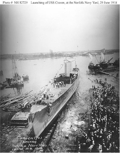 Click image for larger version.  Name:0 USS Craven.jpg Views:26 Size:101.2 KB ID:3682357