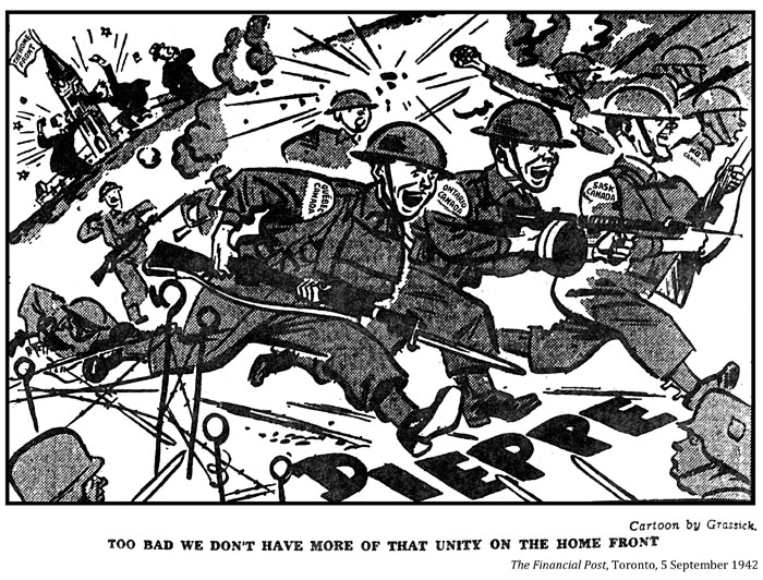 Click image for larger version.  Name:01.00. 1 dieppe raid cartoon 3.jpg Views:11 Size:195.2 KB ID:2121266