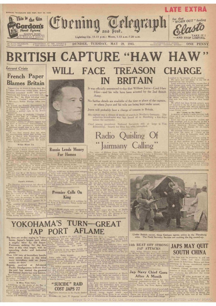 Click image for larger version.  Name:01.00. 1 dieppe raid r Lord Haw Haw 5 William Brooke Joyce 2.jpg Views:7 Size:232.9 KB ID:2124090
