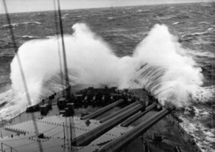 Click image for larger version.  Name:01.00. 20 06 HMS Duke of York crashes across the North Atlantic as it conveys Churchill for a co.jpg Views:3 Size:129.8 KB ID:2150586