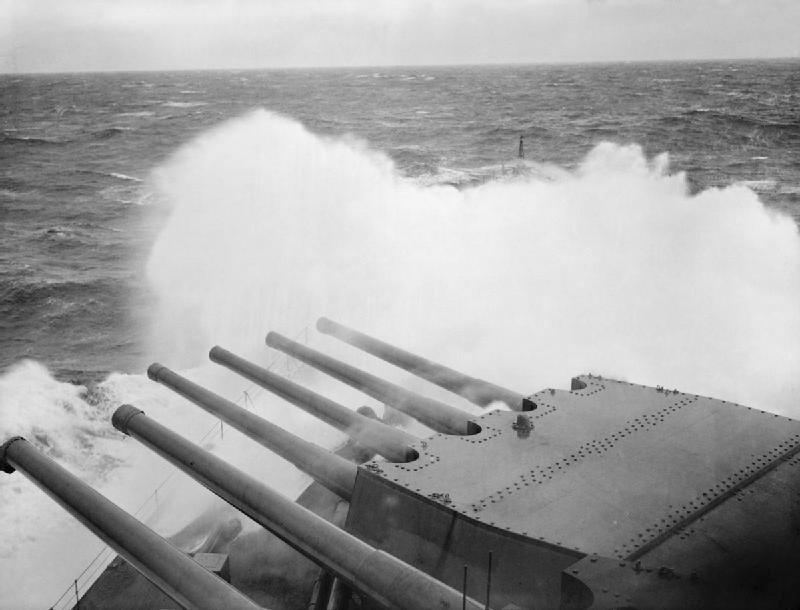 Click image for larger version.  Name:01.00. 20 06 HMS Duke of York crashes across the North Atlantic as it conveys Churchill for a co.jpg Views:3 Size:73.4 KB ID:2150602