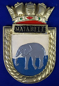 Click image for larger version.  Name:01.00. 21 03 HMS Matabele crest.jpg Views:3 Size:48.0 KB ID:2150658
