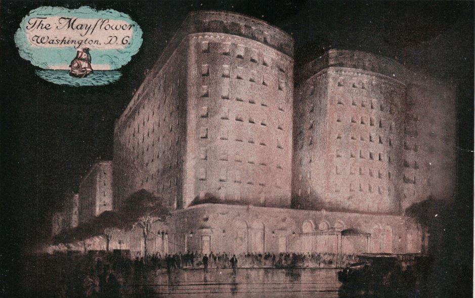 Click image for larger version.  Name:01.00. 23 08 Mayflower Hotel Washington 1941.jpg Views:2 Size:126.7 KB ID:2150842