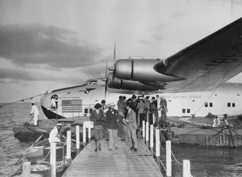 Click image for larger version.  Name:01.00. 3 0 10 b yankee clipper in Lisbon 1.jpg Views:4 Size:244.7 KB ID:2132754