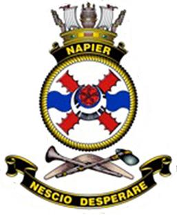 Click image for larger version.  Name:01.00. 3 0 4 HMAS Napier Badge.jpg Views:5 Size:83.2 KB ID:2130042