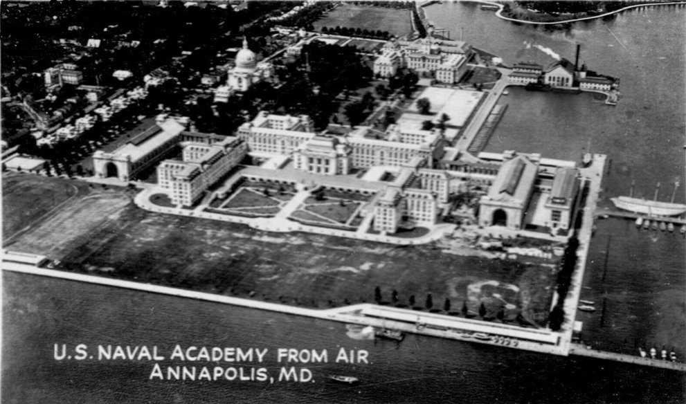 Click image for larger version.  Name:01.00. 3 0 7 a 7 Annapolis Naval Academy 1931.jpg Views:1 Size:129.7 KB ID:2132554