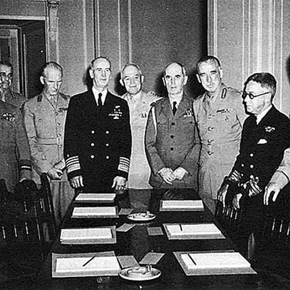 Click image for larger version.  Name:01.00. 4 Arcadia-Conference 5 military leaders.jpg Views:2 Size:232.8 KB ID:2138402