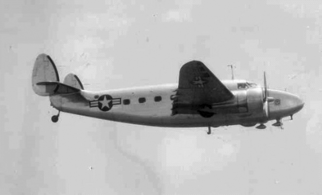Click image for larger version.  Name:01.00. 40 05 U.S. Navy Lockheed Model 18 Lodestar R5O-5.jpg Views:1 Size:79.3 KB ID:2153962