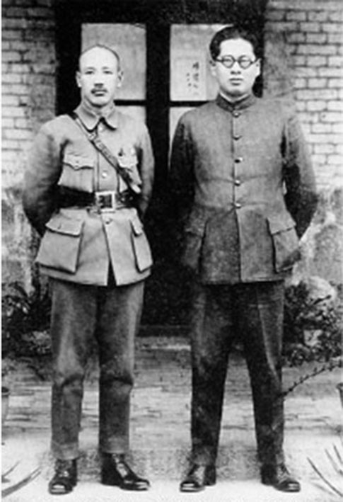 Click image for larger version.  Name:01.00. 48 United Nations January 1, 1942 Soong Tse-ven with Chiang Kai Chek.jpg Views:2 Size:77.6 KB ID:2156170