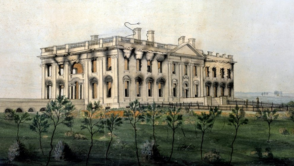 Click image for larger version.  Name:01.00. 53 21 4 damaged White House 1814.jpg Views:2 Size:127.2 KB ID:2161658