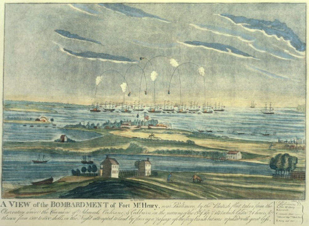 Click image for larger version.  Name:01.00. 53 21 6 d Baltimore's Fort McHenry bombardment 1814.jpg Views:3 Size:179.7 KB ID:2161738