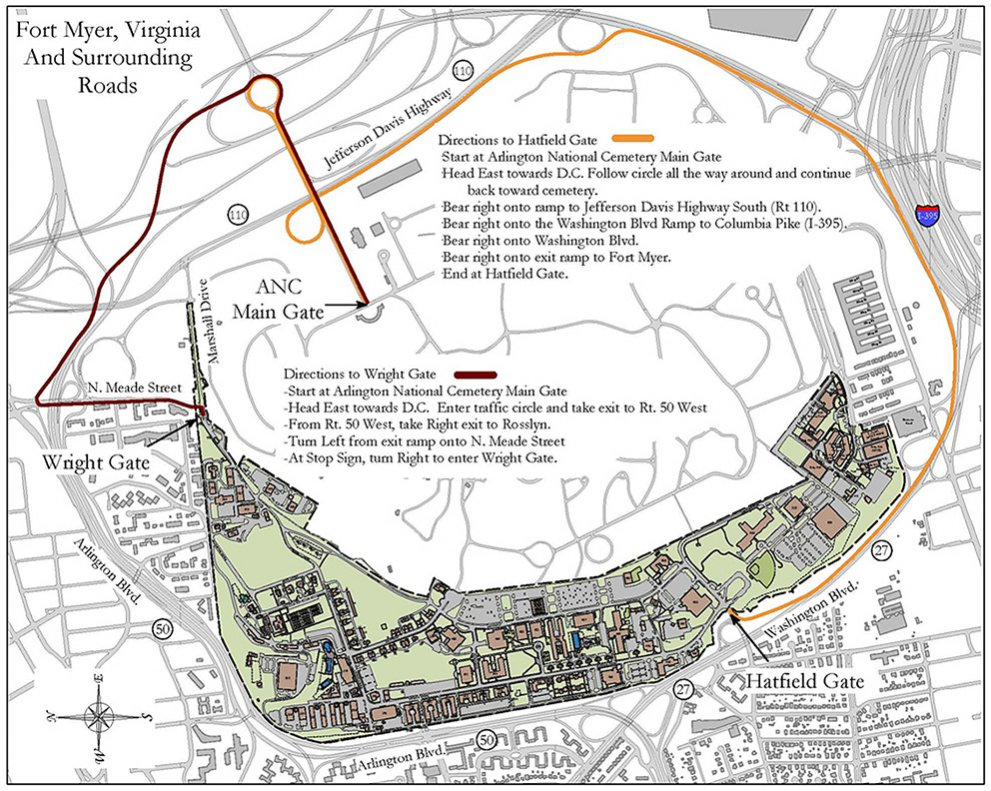 Click image for larger version.  Name:01.00. 54 1 Fort Myer Arlington map.jpg Views:5 Size:222.5 KB ID:2165602