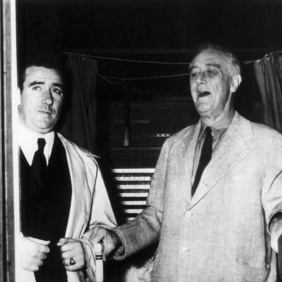 Click image for larger version.  Name:01.00. 55 5 Pullman President Franklin D Roosevelt Secret Service- SAIC Mike Reilly.jpg Views:1 Size:140.6 KB ID:2165730