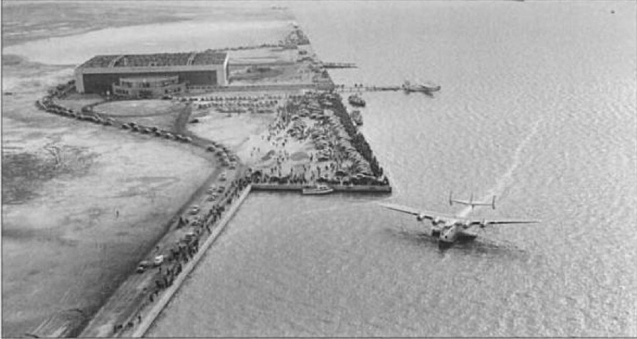 Click image for larger version.  Name:01.00. 65 12 JANUARY 1942 Baltimore's Harbor Field Seaplane Terminal.jpg Views:2 Size:95.9 KB ID:2172386