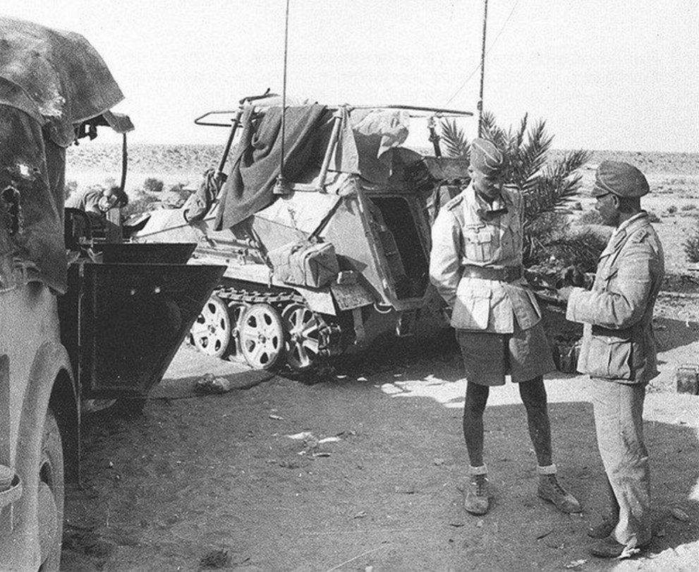 Click image for larger version.  Name:01.04. 1 1 11 g 13 Rommel halftrack Command Vehicle IGEL 1.jpg Views:1 Size:194.8 KB ID:2231354