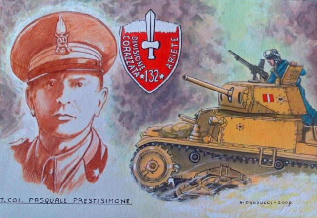Click image for larger version.  Name:01.04. 1 1 26 hakeim Lieutenant Colonel Pasquale Prestisimone 2.jpg Views:1 Size:65.2 KB ID:2236682