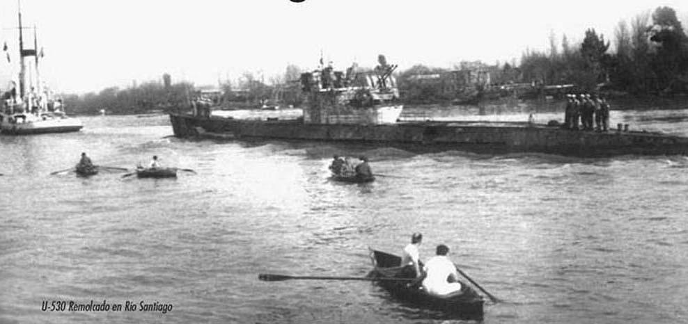Click image for larger version.  Name:01.04. 1 4 o 11 Base Naval Mar del Plata German submarine U 530.jpg Views:1 Size:64.7 KB ID:2317258