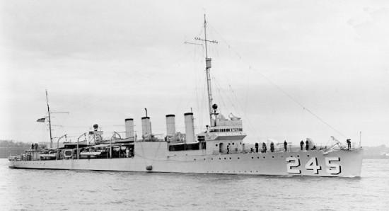 Click image for larger version.  Name:03 02 05 USS Reuben James (DD-245).jpg Views:2 Size:29.9 KB ID:553606