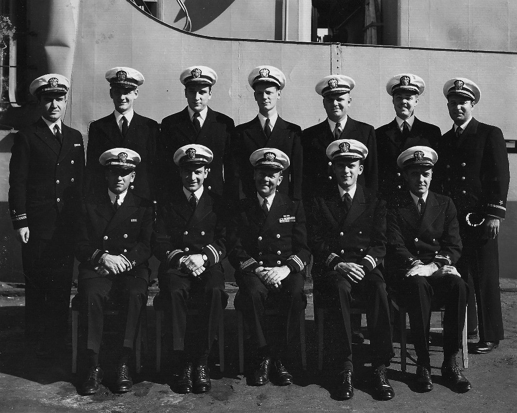 Click image for larger version.  Name:03 02 08 USS Brennan Officers 1944.jpg Views:1 Size:276.7 KB ID:553613