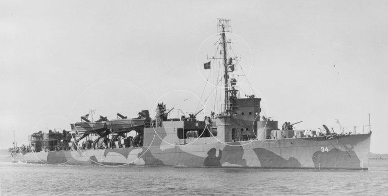 Click image for larger version.  Name:04 U-134 plane 21 August 1943 USS Belknap AVD 8.jpg Views:3 Size:39.3 KB ID:553644