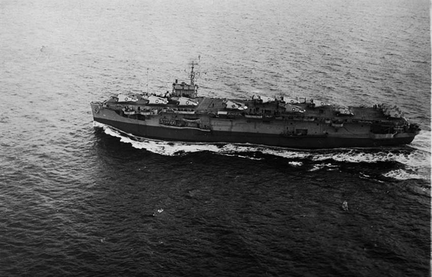 Click image for larger version.  Name:04 U-134 plane 21 August 1943 USS Croatan with some Avengers and Wildcats of her VC-19 composite.jpg Views:3 Size:84.0 KB ID:553646