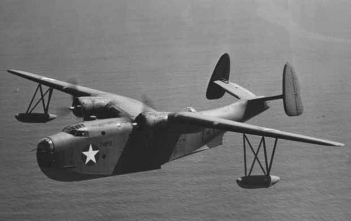 Click image for larger version.  Name:04 U-134 plane 8 July 1943 Martin PBM 3C Mariner.jpg Views:2 Size:112.4 KB ID:553627