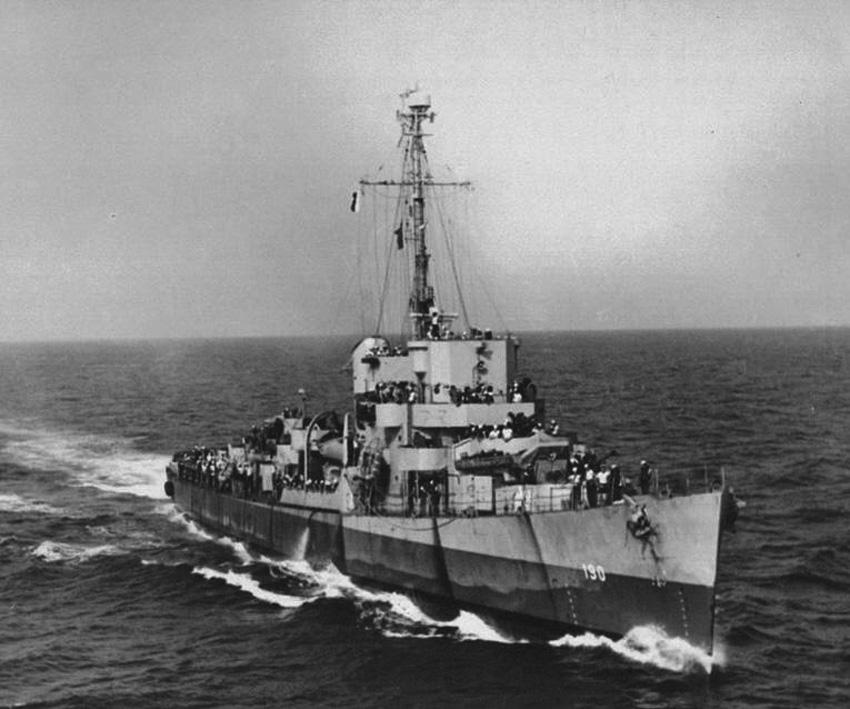 Click image for larger version.  Name:05 USS Baker DE 190.jpg Views:2 Size:160.6 KB ID:553947