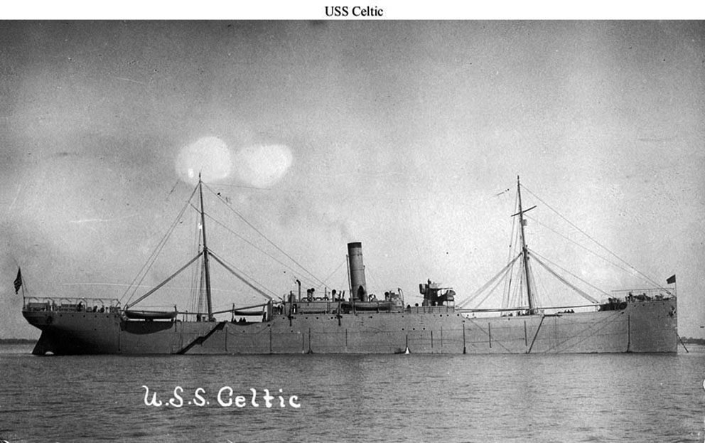 Click image for larger version.  Name:1.1. 1 3 USS Celtic.jpg Views:2 Size:128.7 KB ID:3676169