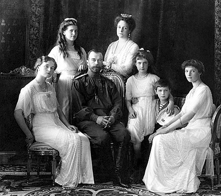 Click image for larger version.  Name:1. 1 1 4 0 3 1 tsar nicholas II and family.jpg Views:1 Size:356.7 KB ID:3646065