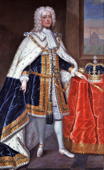 Click image for larger version.  Name:1. 1 1 5 King George II (1683-1760) of England by Charles Jervas.jpg Views:69 Size:107.5 KB ID:3646661