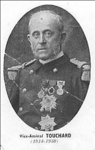 Click image for larger version.  Name:1. 1 1 7 2 0 5 1 Northern Fleet cuirasse Marengo Capitaine de vaisseau Charles Philippe Touchard.jpg Views:47 Size:94.8 KB ID:3648143