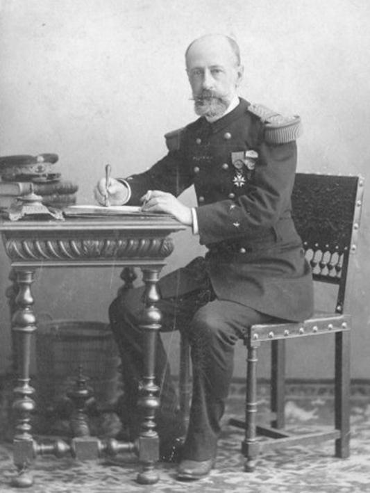 Click image for larger version.  Name:1. 1 1 7 2 0 5 4 Northern Fleet cuirasse Furieux Capitaine de vaisseau Auguste Éléonore Marie de.jpg Views:1 Size:157.8 KB ID:3648159