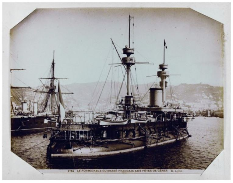 Click image for larger version.  Name:1. 1 1 7 2 2 1 Baltic fleet 1 and French ships in Toulon 1893.JPG Views:1 Size:68.1 KB ID:3648897