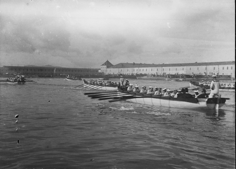 Click image for larger version.  Name:1. 1 1 7 2 2 1 Baltic fleet 13 Toulon 1893 French-Russian boat race 2.jpg Views:1 Size:364.0 KB ID:3649873