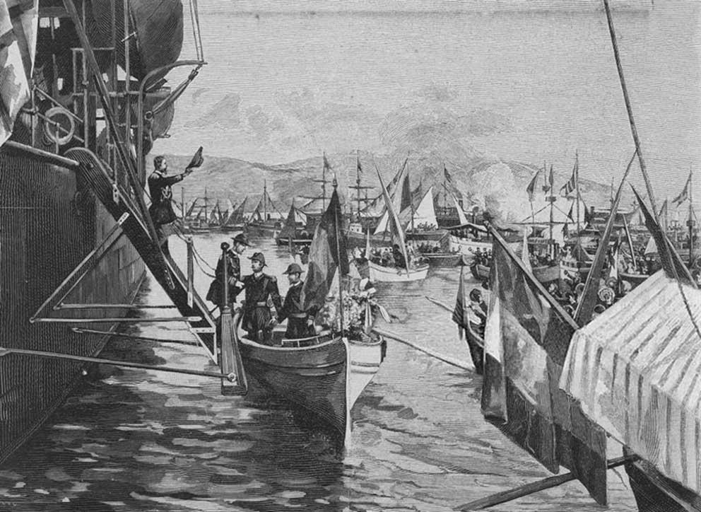 Click image for larger version.  Name:1. 1 1 7 2 2 1 Baltic fleet 17 admiral Avellan boat 1.jpg Views:1 Size:130.3 KB ID:3649877
