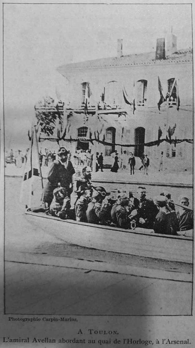 Click image for larger version.  Name:1. 1 1 7 2 2 1 Baltic fleet 17 admiral Avellan in his boat.JPG Views:1 Size:82.9 KB ID:3649881
