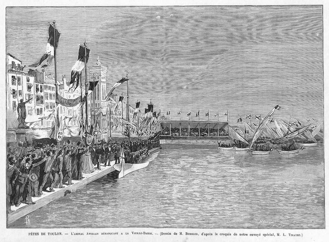 Click image for larger version.  Name:1. 1 1 7 2 2 1 Baltic fleet 30 Admiral Avellan arrives at the Pier 1.jpg Views:1 Size:236.0 KB ID:3650525