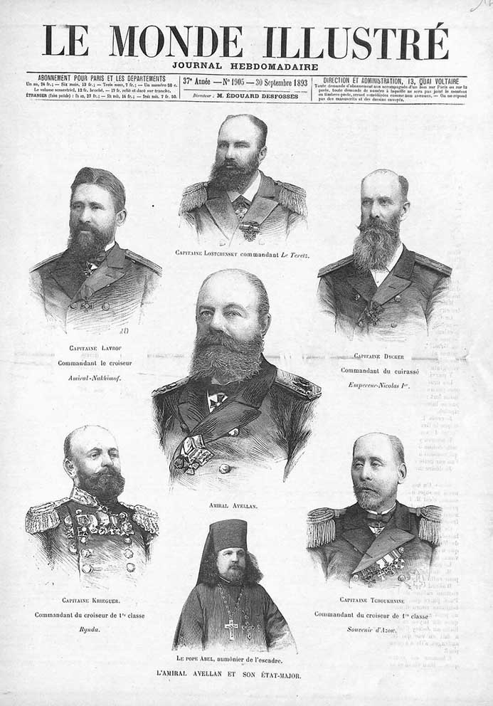 Click image for larger version.  Name:1. 1 1 7 2 2 1 Baltic fleet 30 Amiral Theodor Fiodor Avellan and his Captains.jpg Views:1 Size:114.2 KB ID:3650529