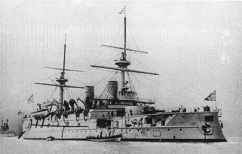 Click image for larger version.  Name:1. 1 1 7 2 2 1 Baltic fleet 5 battleship Imperator Nikolai I 1.jpg Views:1 Size:85.3 KB ID:3648899