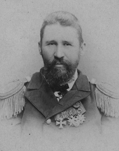 Click image for larger version.  Name:1. 1 1 7 2 2 1 Baltic fleet 6 armored cruiser Admiral Nakhimov Captain 1st rank Vassiliy Michail.jpg Views:37 Size:116.4 KB ID:3648927