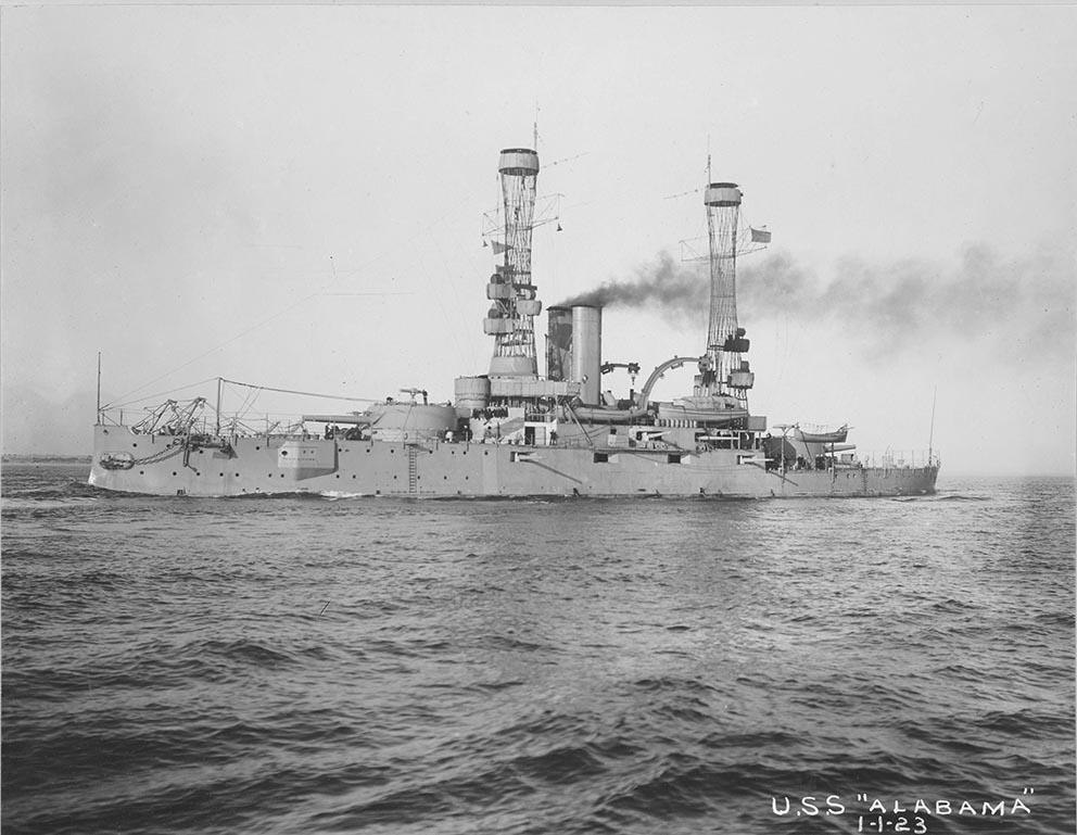 Click image for larger version.  Name:1.1. 1 9 USS Captain Edward Howe Watson USS Alabama (BB-8) 1918.jpg Views:2 Size:122.2 KB ID:3676175