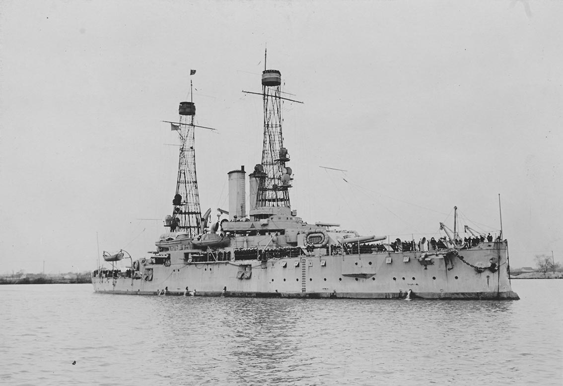 Click image for larger version.  Name:1.1. 1 9 USS Captain Edward Howe Watson USS Alabama (BB-8) 1919.jpg Views:2 Size:106.2 KB ID:3676177
