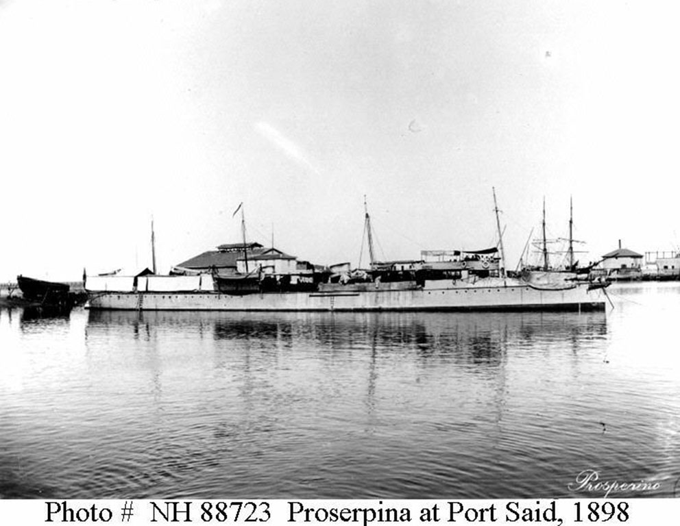 Click image for larger version.  Name:1.1. 2 1 0 0 1 Spanish Audaz Class 5 Torpedo Boat Destroyer Proserpina in Port Said.jpg Views:2 Size:125.5 KB ID:3676213