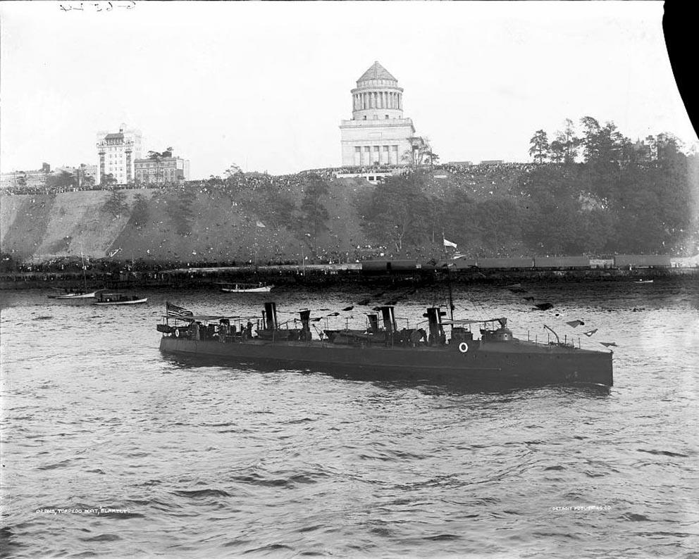Click image for larger version.  Name:1.1. 2 1 0 0 9 USS Blakely (Torpedo Boat No. 27-TB-27-Coast Torpedo Boat No. 13).jpg Views:2 Size:171.6 KB ID:3676815