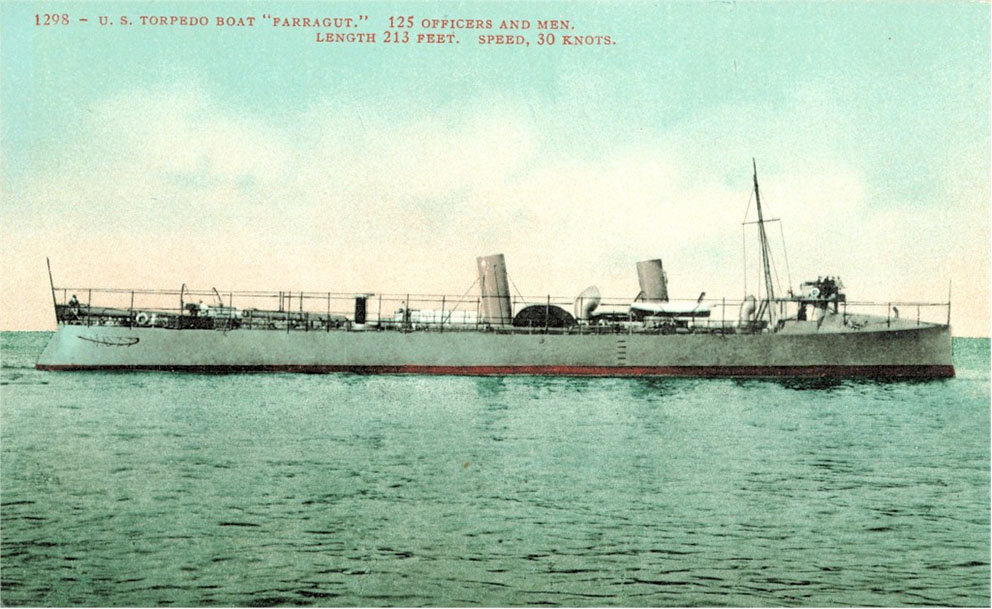 Click image for larger version.  Name:1.1. 2 1 0 1 USS Farragut 2.jpg Views:2 Size:159.9 KB ID:3676833