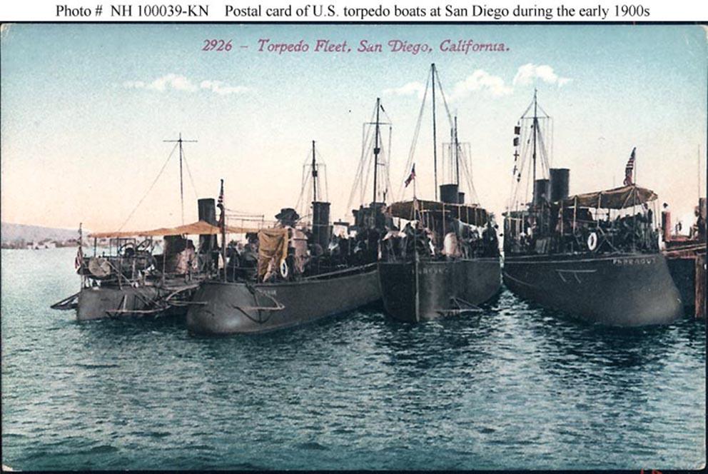 Click image for larger version.  Name:1.1. 2 1 0 3 USS Goldsborough Torpedo Fleet, San Diego, California.jpg Views:2 Size:139.7 KB ID:3676841