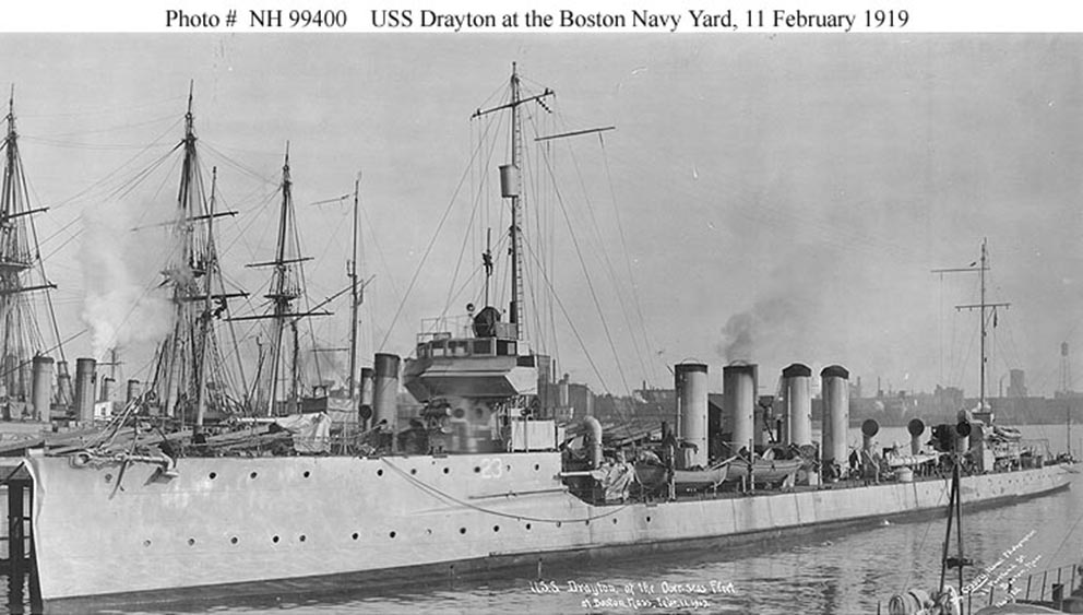 Click image for larger version.  Name:1.1. 2 1 2 broken deckers 2 4 flivvers USS Drayton (DD-36).jpg Views:2 Size:101.3 KB ID:3677575