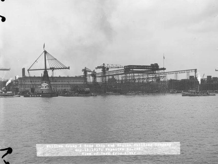 Click image for larger version.  Name:1.1. 2 2 1 6 3b William Cramp in Philadelphia 1917.jpg Views:1 Size:67.2 KB ID:3678769