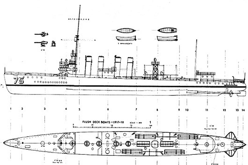 Click image for larger version.  Name:1.1. 2 2 3 1 wickes class uss wickes.jpg Views:1 Size:76.6 KB ID:3678781