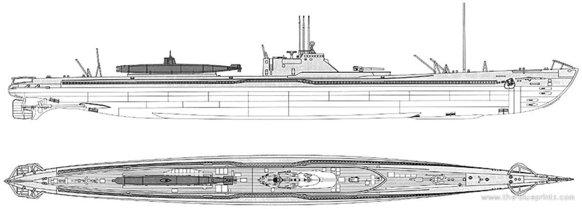 Click image for larger version.  Name:1.1. 2 2 4 25 0 ijn i-20 cruiser submarine and midget submarine.jpg Views:1 Size:74.8 KB ID:3680305